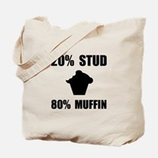 Mostly Muffin Tote Bag
