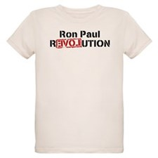 Cute Ron paul revolution T-Shirt