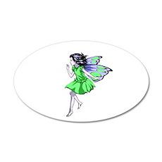 Fairy 22x14 Oval Wall Peel