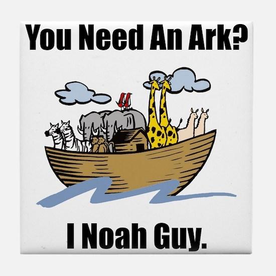 Noah Guy Tile Coaster