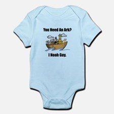 Noah Guy Infant Bodysuit
