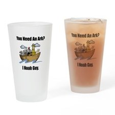 Noah Guy Drinking Glass