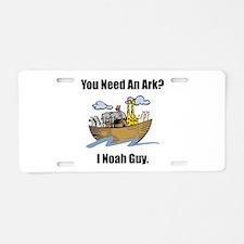 Noah Guy Aluminum License Plate