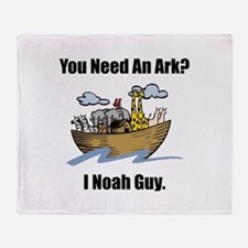 Noah Guy Throw Blanket
