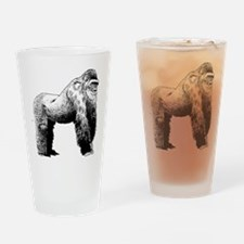 Gorilla Pint Glass