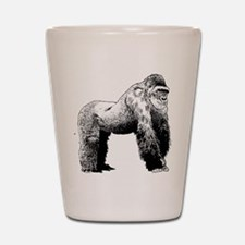 Gorilla Shot Glass