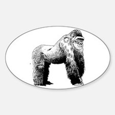 Gorilla Decal