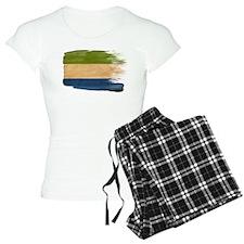 Sierra Leone Flag pajamas