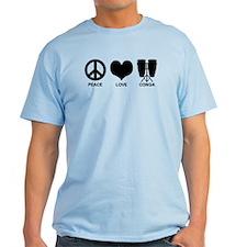 Peace Love Conga T-Shirt