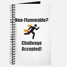 Non Flammable Journal