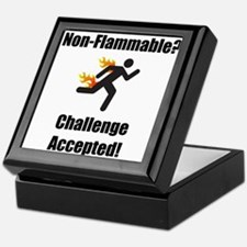 Non Flammable Keepsake Box