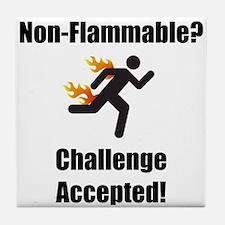 Non Flammable Tile Coaster