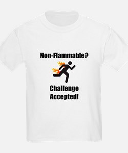 Non Flammable T-Shirt