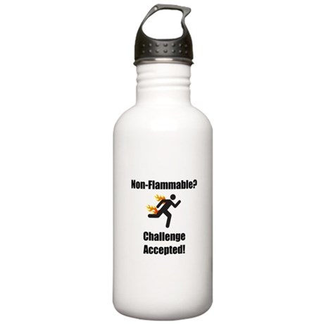 Non Flammable Stainless Water Bottle 1.0L