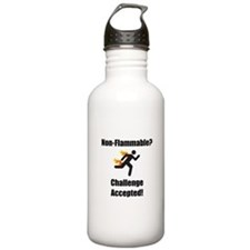 Non Flammable Water Bottle