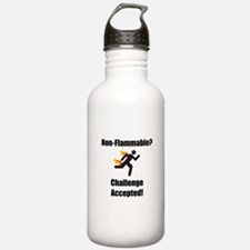 Non Flammable Water Bottle