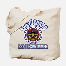 Rescue Swimmer Tote Bag