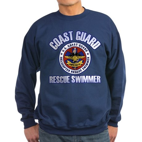 Rescue Swimmer Sweatshirt (dark)