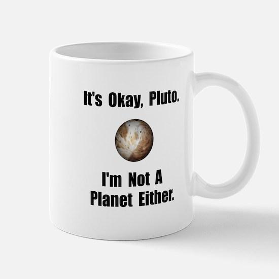 Pluto Planet Mug