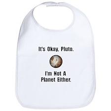 Pluto Planet Bib