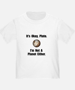 Pluto Planet T