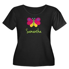 Samantha The Butterfly T