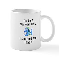 Seafood Diet Mug