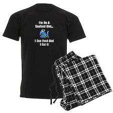 Seafood Diet Pajamas
