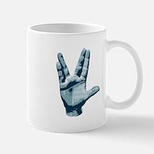 Vulcan Salute Mug