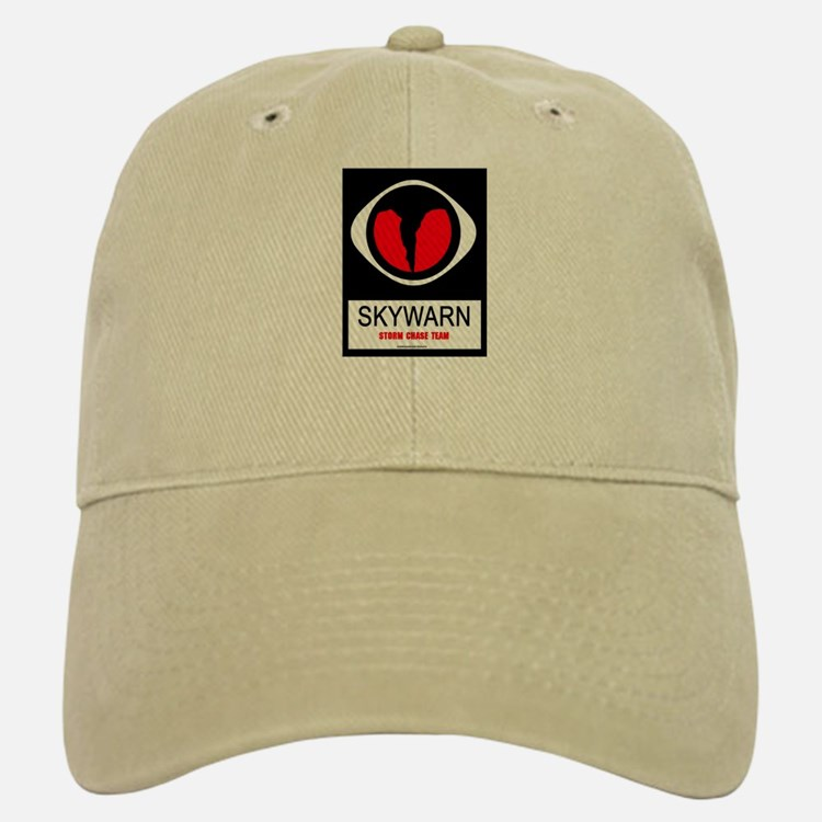 Skywarn Storm Chase Team Baseball Baseball Cap