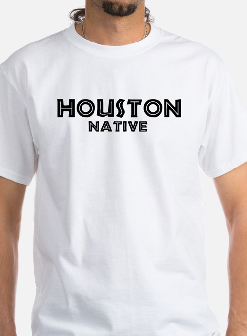 Houston Native Shirt