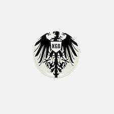 Cute Russia Mini Button