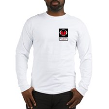 Sky Warn Long Sleeve T-Shirt