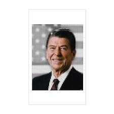 Ronald Reagan Decal