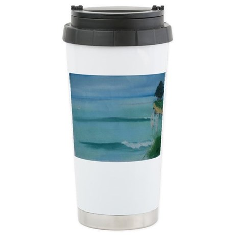 Santa Cruz Right Stainless Steel Travel Mug