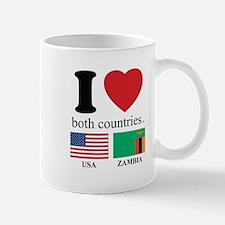 USA-ZAMBIA Mug
