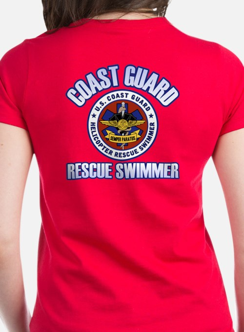 2-Sided Rescue Swimmer Tee