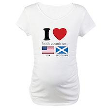 USA-SCOTLAND Shirt