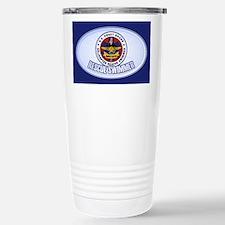 Rescue Swimmer Travel Mug