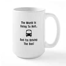 Bus To Hell Coffee Mug