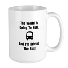 Bus To Hell Mug