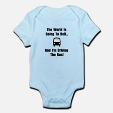 Bus To Hell Infant Bodysuit