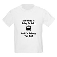 Bus To Hell T-Shirt