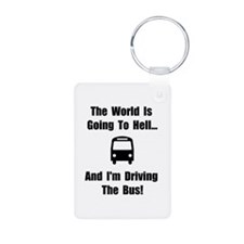 Bus To Hell Keychains