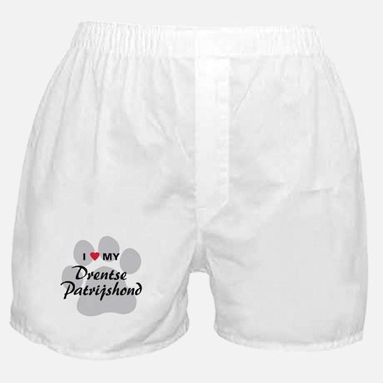 Drentse Patrijshond Boxer Shorts