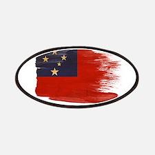 Samoa Flag Patches