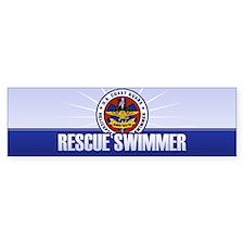 Rescue Swimmer Bumper Sticker