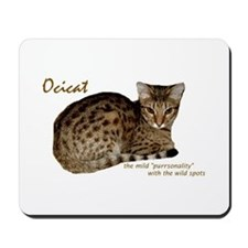 Ocicat Mousepad