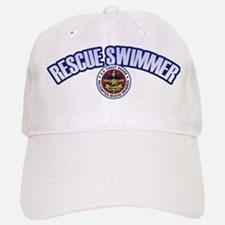 Rescue Swimmer Baseball Baseball Cap