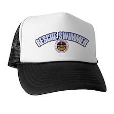 Rescue Swimmer Trucker Hat